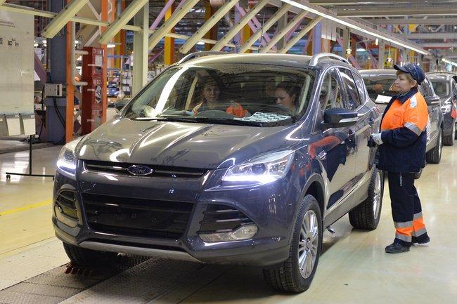 Ford Sollers ввела дополнительные этапы контроля качества назаводе вЕлабуге