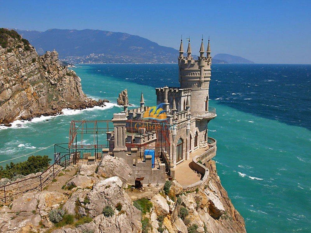 Всамом начале года Крым принял практически 600 тыс. туристов