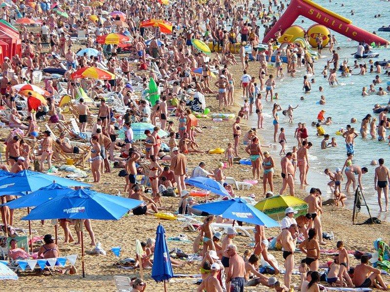 Власти Крыма обеспокоены конкуренцией сТурцией всфере туризма