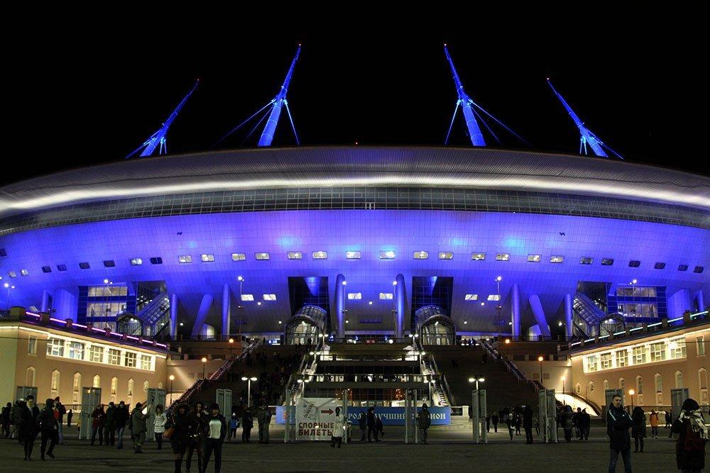Стало известно, когда новый стадион «Зенита» получит официальное название