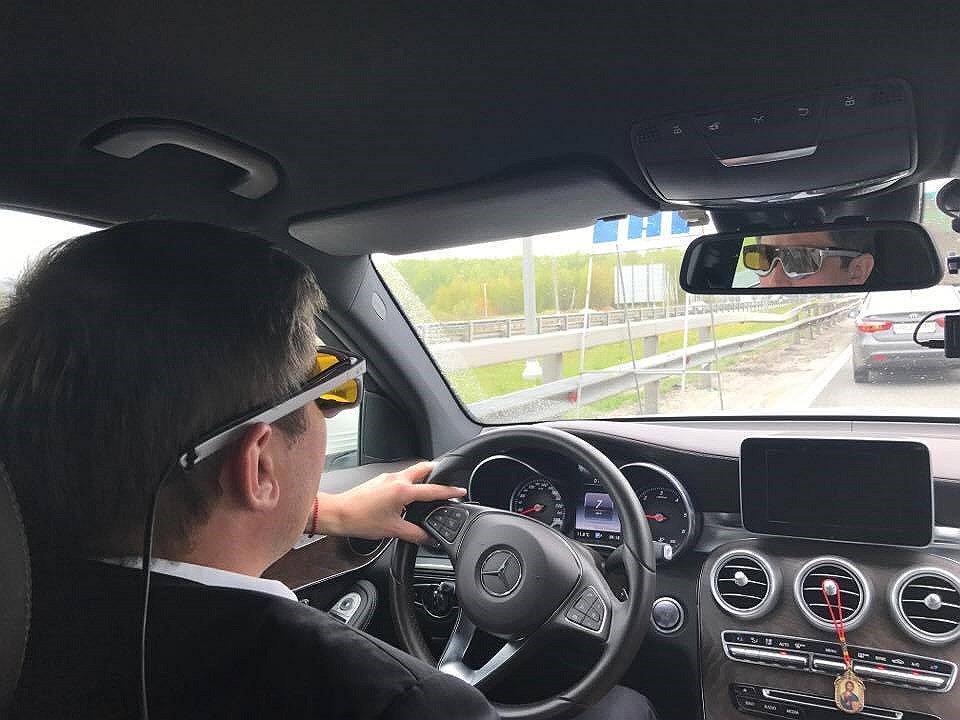 «Автодор» иМАДИ изучат поведение водителей cпомощью особых очков