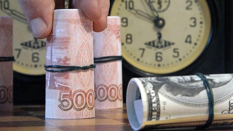 Занижение курса рубля понизит заработной платы граждан России — Центробанк
