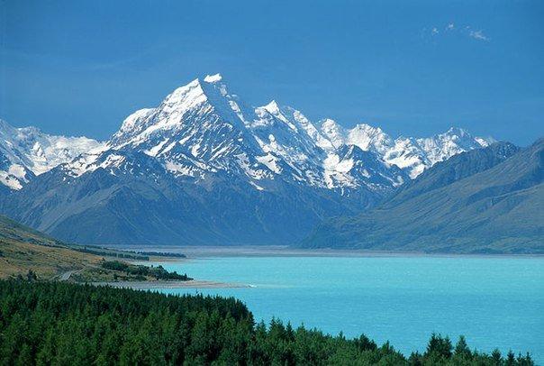 Названы сроки катастрофического землетрясения вНовой Зеландии
