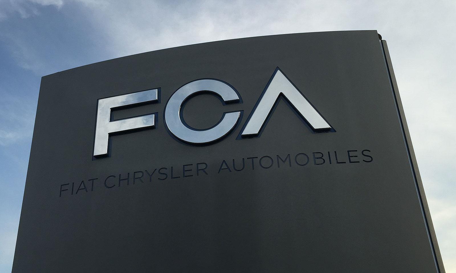 Министерство юстиции Соединенных Штатов подаст всуд на Fiat Chrysler