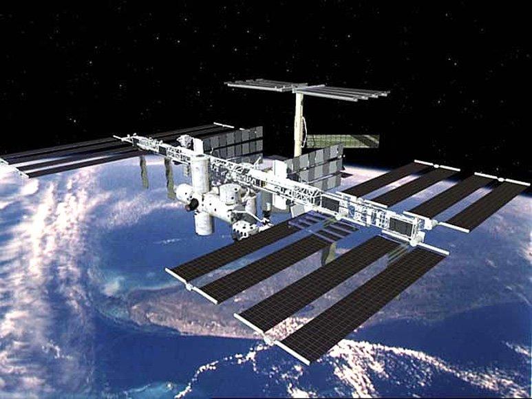 Камеры МКС зафиксировали неизвестные объекты— Ученые
