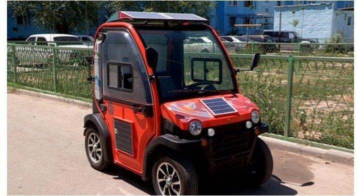 Электромобиль за200 долларов создали вКазахстане