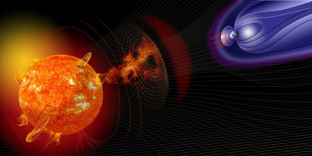 Ученые провели самое близкое кСолнцу исследование магнитных полей