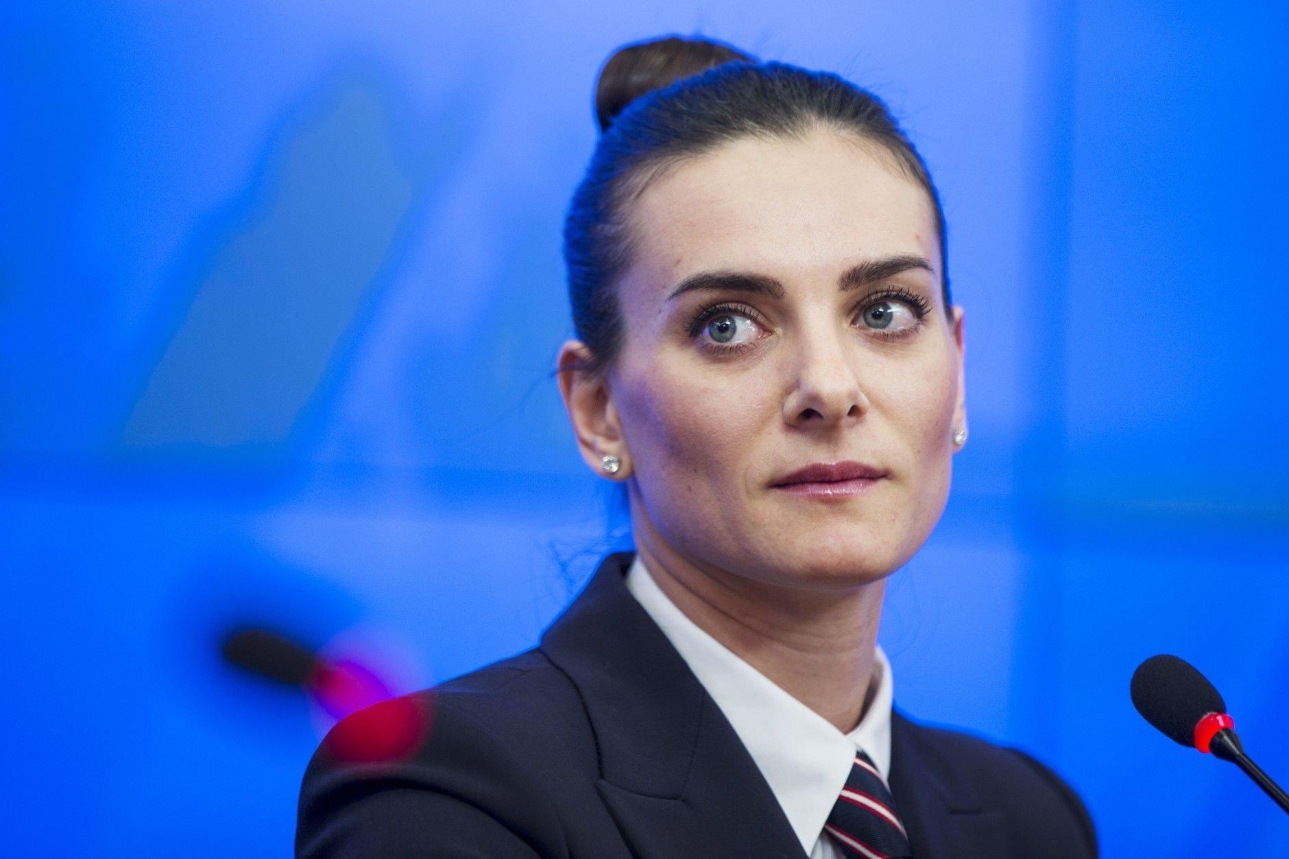 WADA: Елена Исинбаева покинет пост руководителя наблюдательного совета РУСАДА до31мая