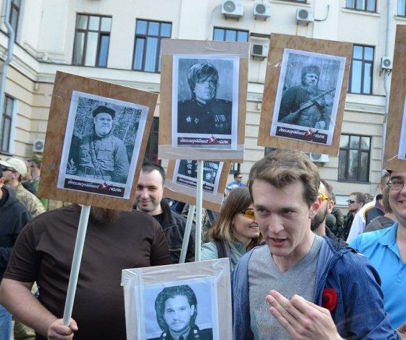 В Киеве требуют наказать телеведущих, призвавших к расстрелу ветеранов