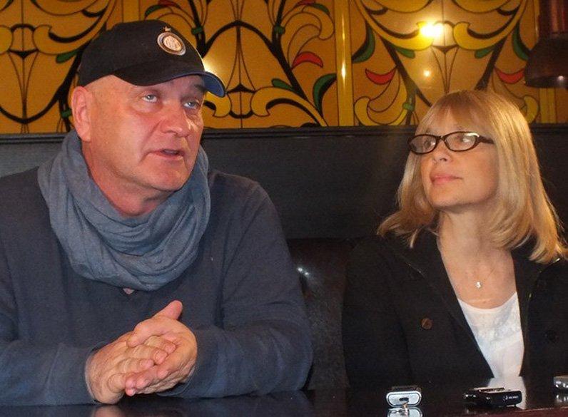Вера Глаголева иАлександр Балуев пополнили базу «Миротворца»