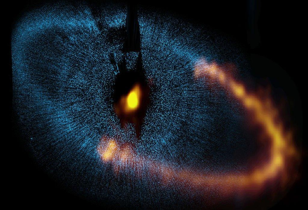 Ученые Кометы Фомальгаута похожи на кометы Солнечной системы