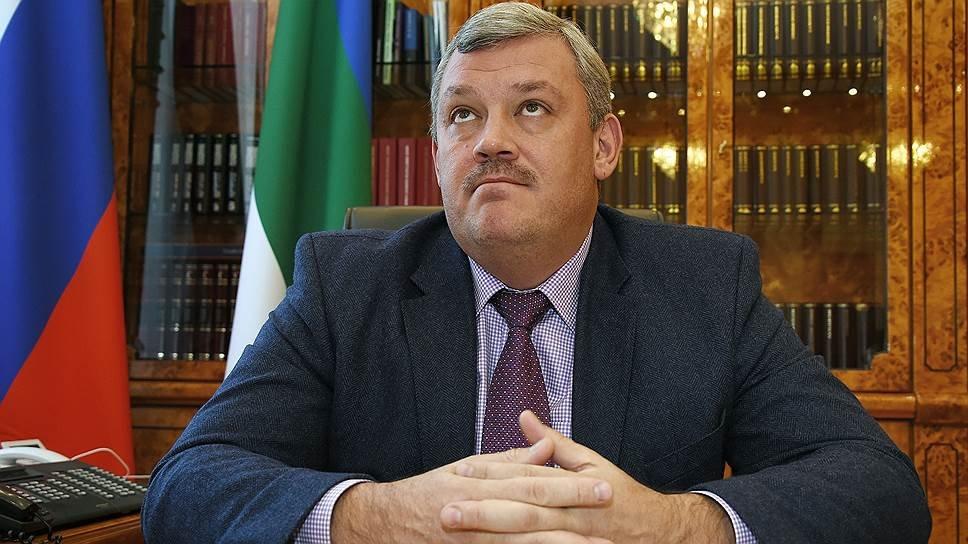 Сергей Гапликов обошел подоходам Гайзера, однако недогнал Ромаданова