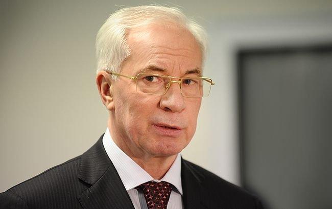 Вслед заЯнуковичем вгосударстве Украина пригрозили заочным судом Азарову
