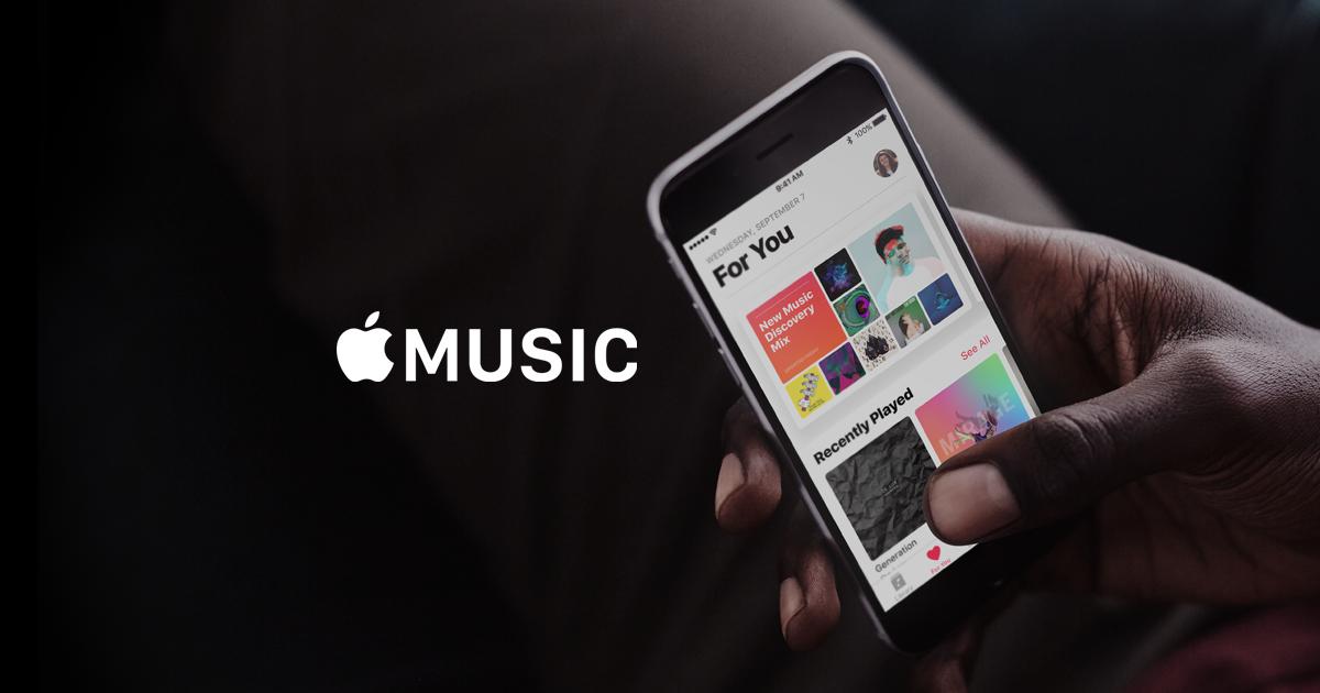 Создатели  сделали промо-версию сервиса Apple Music платной