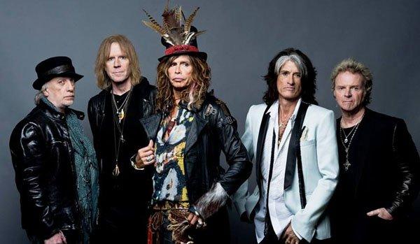 В столицеРФ напрощальном концерте Aerosmith будут усиленные меры безопасности