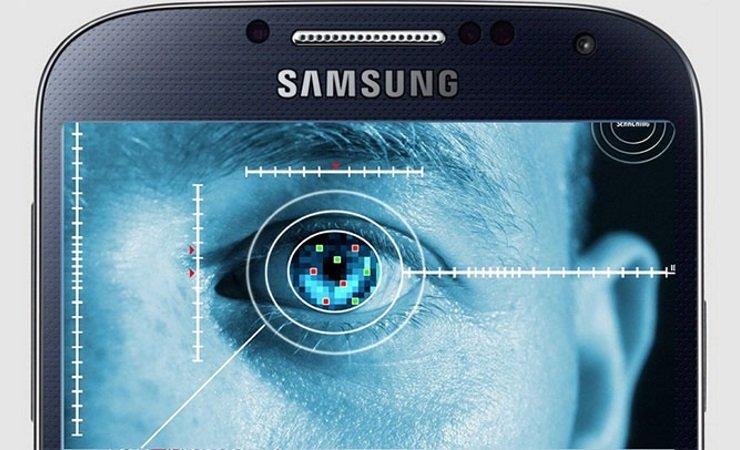 Группа взломщиков смогла обмануть сканер радужки в Самсунг Galaxy S8