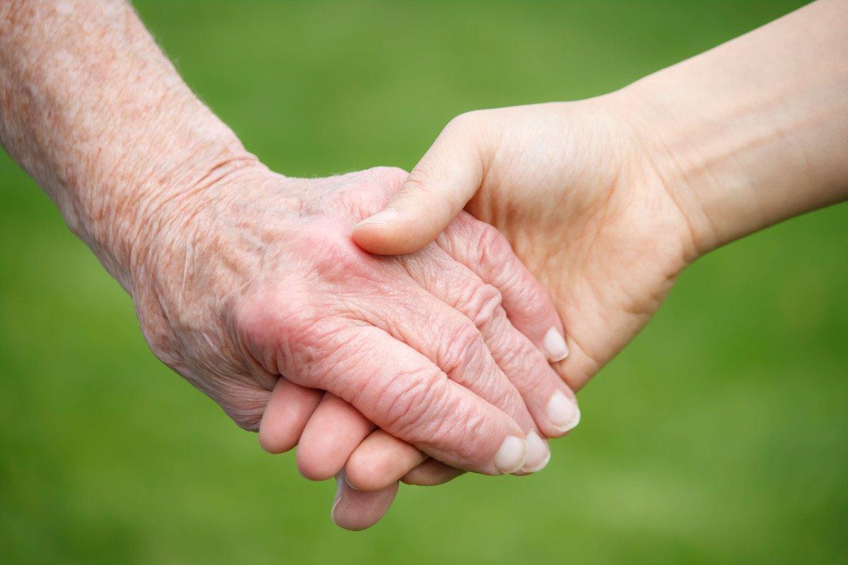 Роль секса в пожилом возрасте