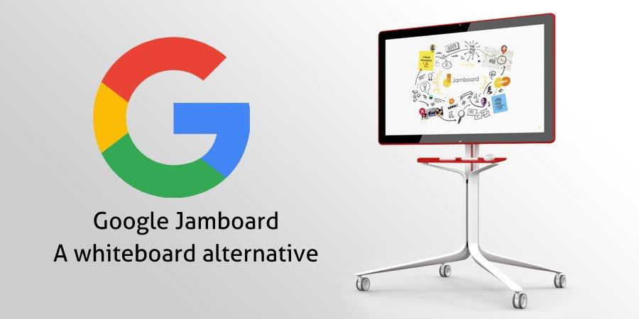 Google запускает продажи умных досок Jamboard
