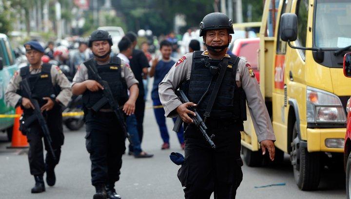 ВДжакарте прогремели два взрыва, необошлось без жертв