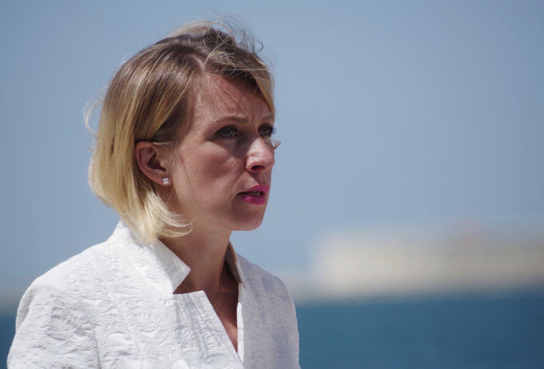 Захарова порекомендовала Керри обучать российский поМаяковскому