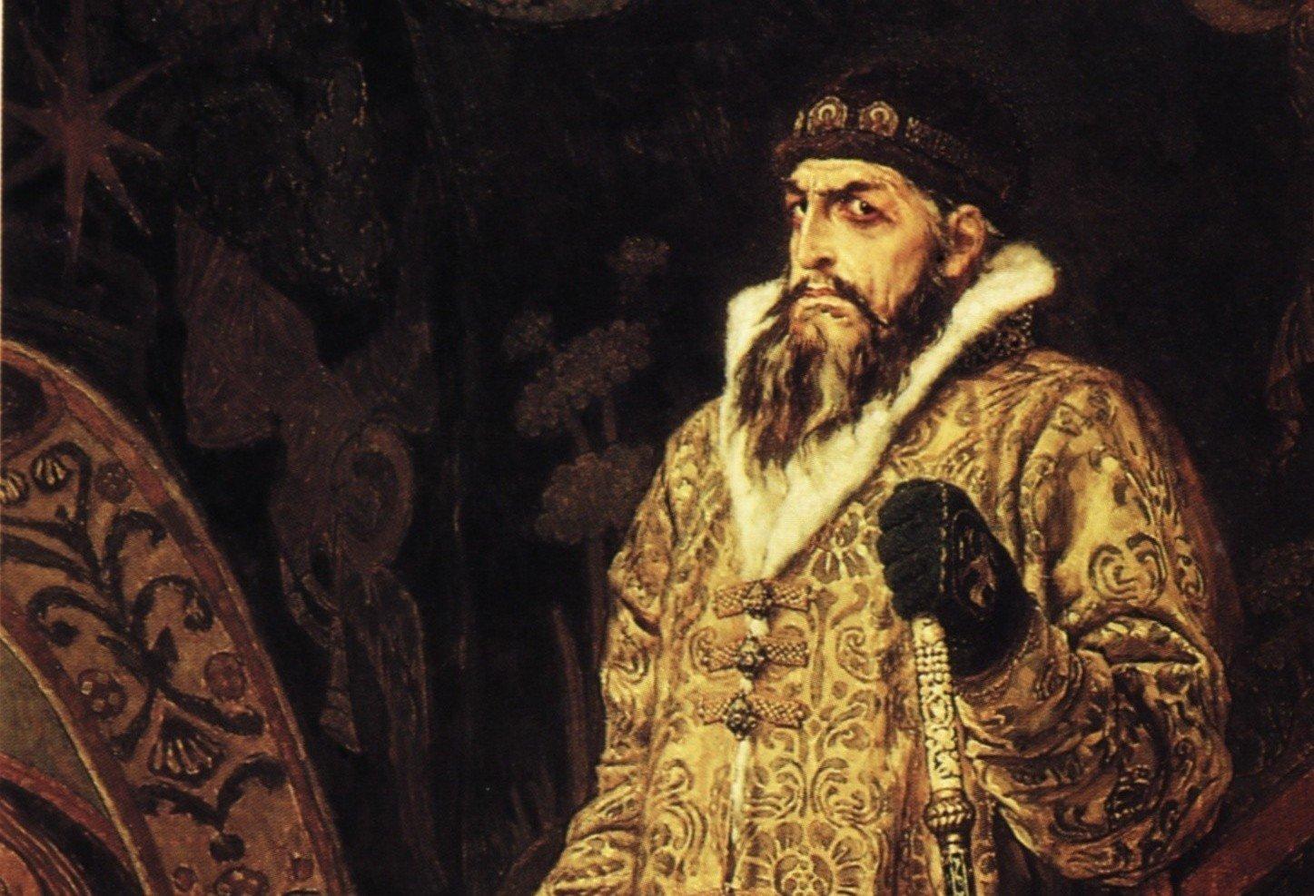 Ученые восстановили единственный прижизненный портрет Ивана Грозного