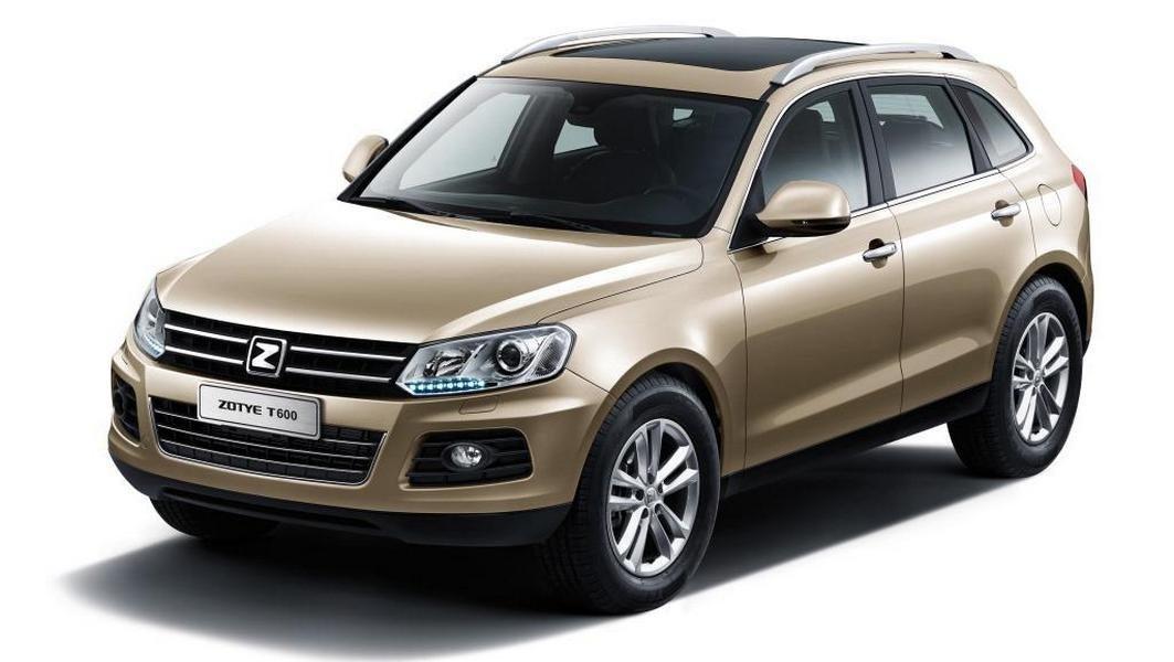 Стартовала сборка китайского клона VW Touareg