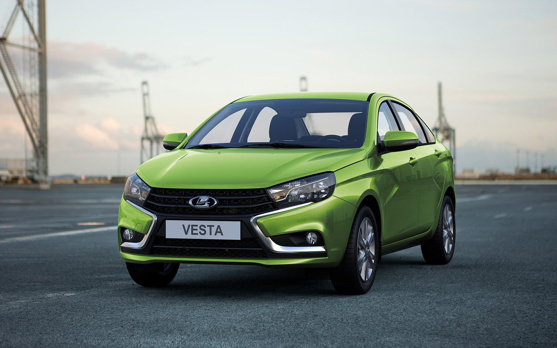 Продажи авто марки Лада вевропейских странах увеличились на52%
