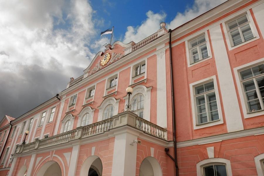 Русские дипломаты должны будут покинуть Эстонию доконца мая