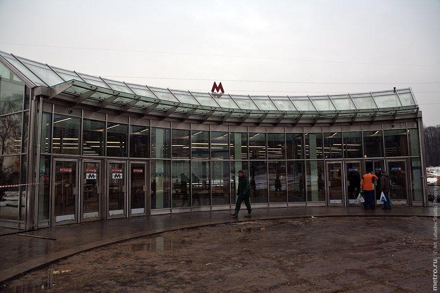 Вмосковском метро ввыходные закроют вестибюли 6-ти станций