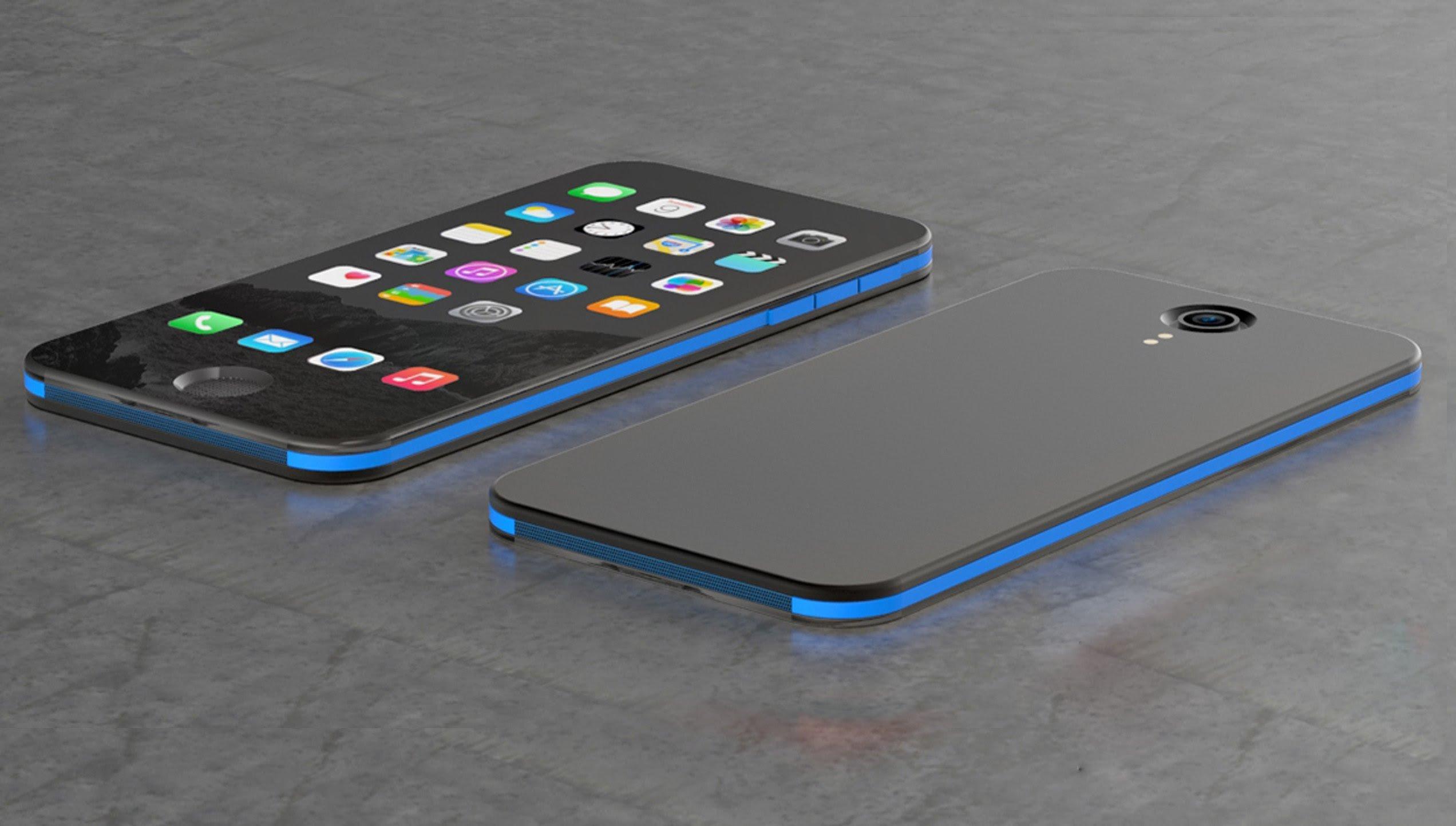 Сканер TouchID для iPhone будет вмонтирован прямо вдевайс