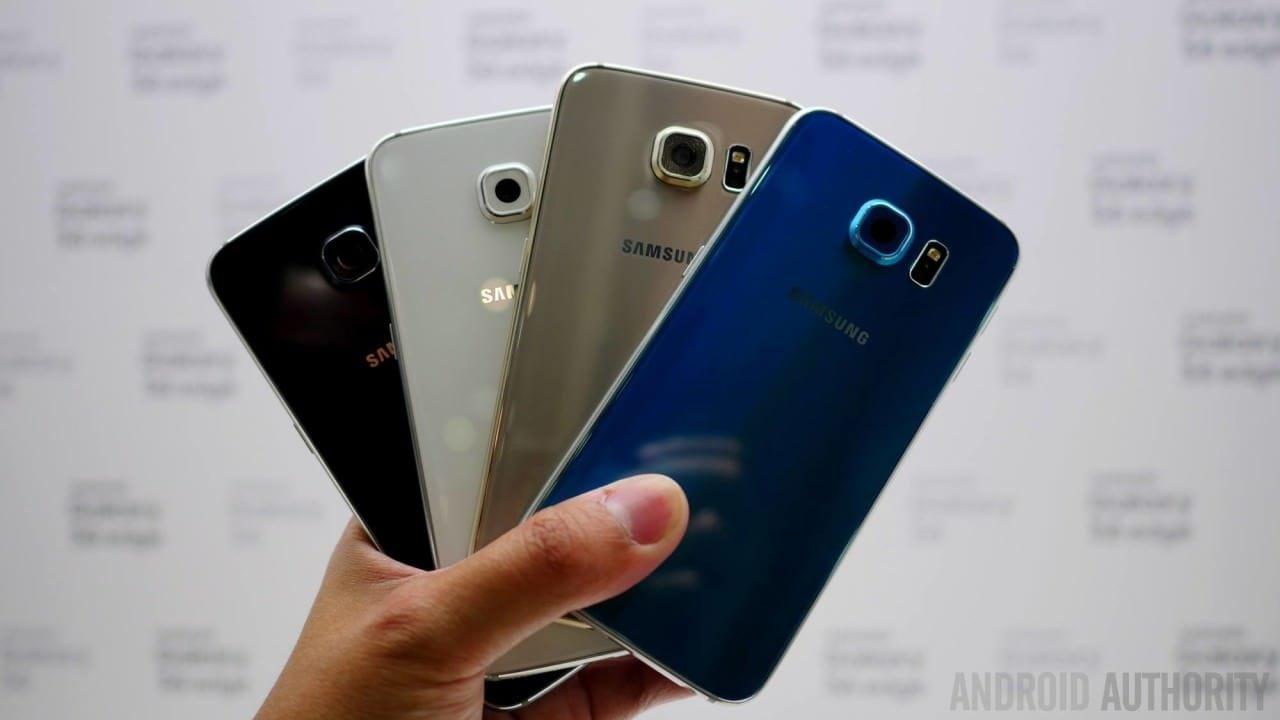 Samsung презентовала новые оттенки флагманов Galaxy S8 и Galaxy S8 Plus