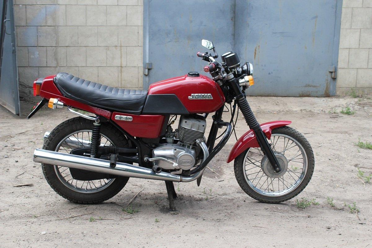 Легендарный мотоцикл «Ява» готов вернуть себе былую популярность в РФ