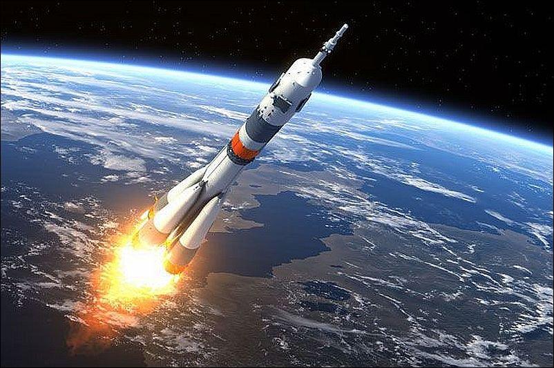 Индия проведет вначале лета испытательный запуск тяжелой ракеты-носителя