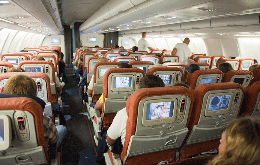 ВЯпонии разработали систему предупреждения опопадании самолета взону турбулентности