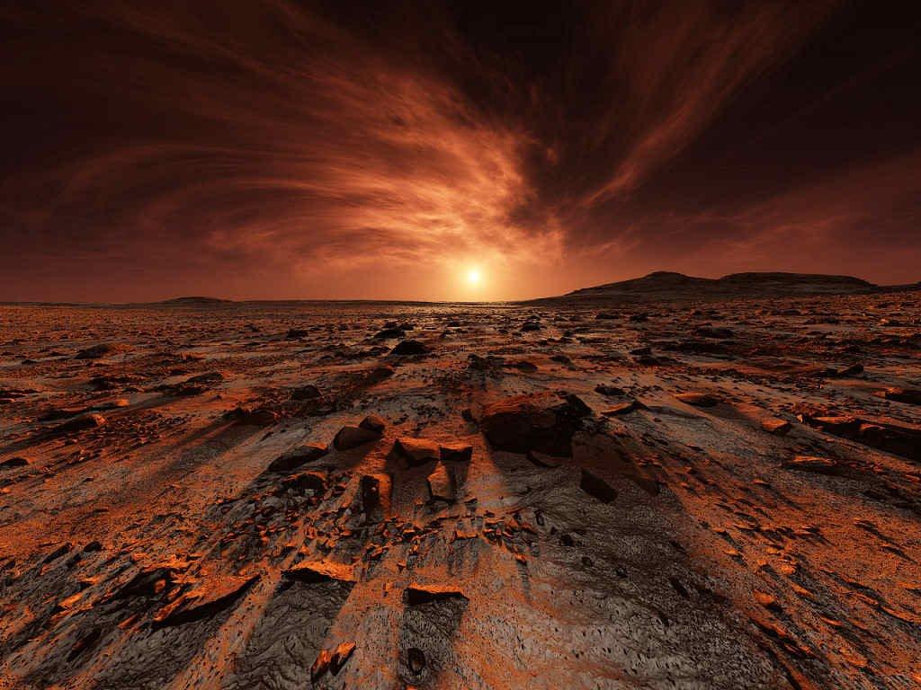 Архангельский ученый нашел способ окутать Марс облаками
