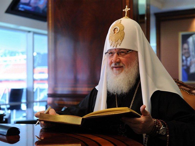 Патриарху Кириллу присвоили звание почетного доктора университета вКиргизии