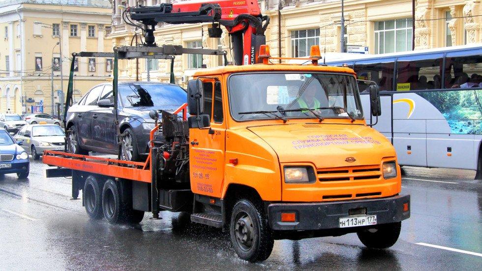 ВСПЧ согласны спредложением депутата проверить законность эвакуации машин без номеров