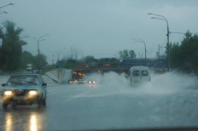 В столицеРФ объявили экстренное предупреждение обухудшении погоды