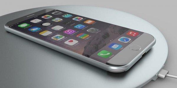 Чертежная схема iPhone 8