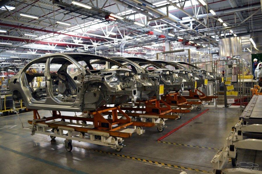 Завод «ПСМА Рус» вКалуге приостановил конвейер