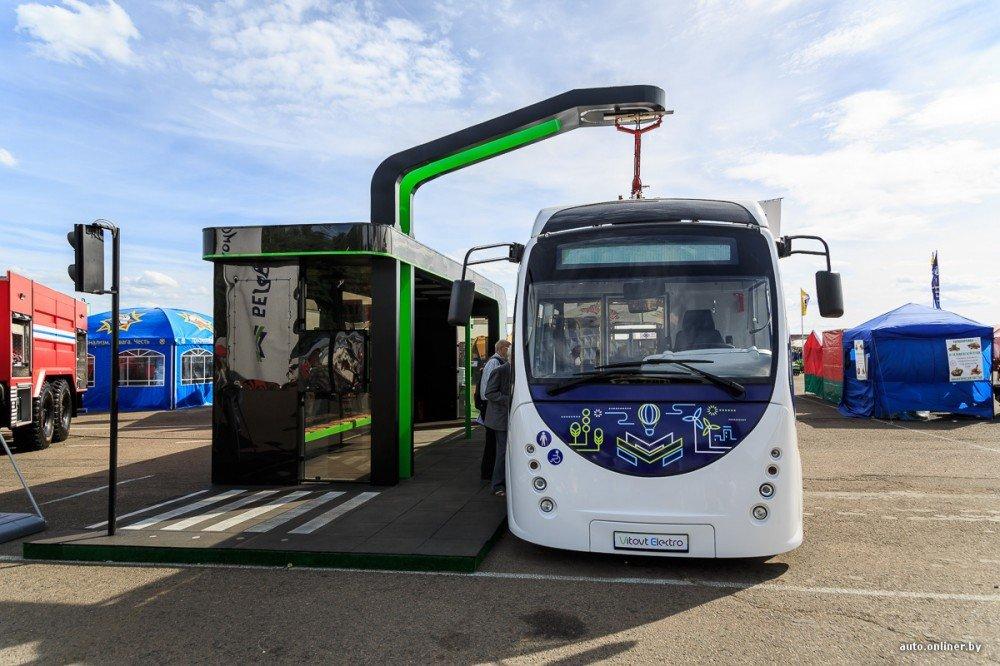К 2020 вГуанчжоу обычные автобусы поменяют электрическими