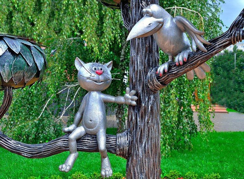 ВВоронеже сняли продление «Котенка сулицы Лизюкова» в3D