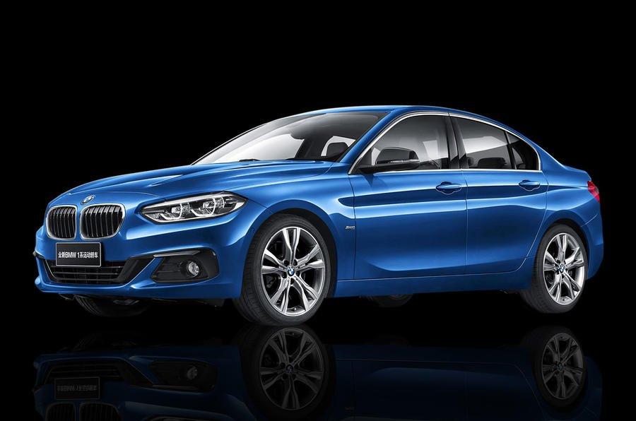 Компактный седан BMW 1 Series не предложат европейским клиентам