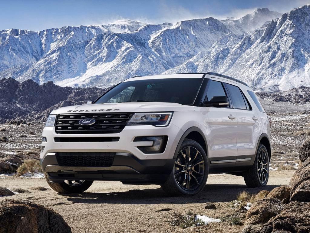 В Российской Федерации выпустили юбилейный Форд Explorer