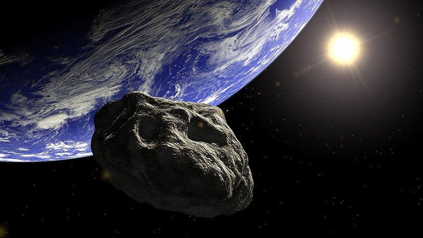 Гигантский астероид пролетит возле Земли 1 июня
