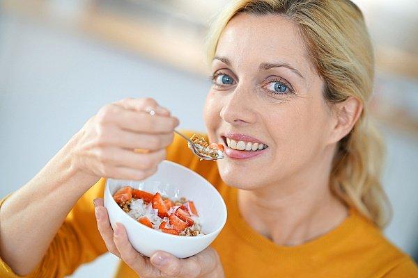 Правильное питание женщинам 40 лет