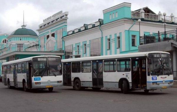Власти Омска позвали владельцев айфонов в общественный транспорт