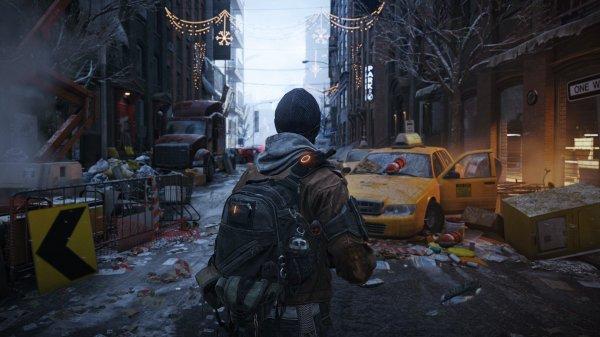 Ubisoft даст возможность бесплатно играть в The Division