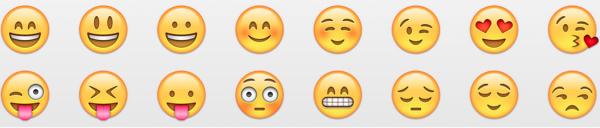 Специалисты рассказали, как не путать эмоции в смайликах