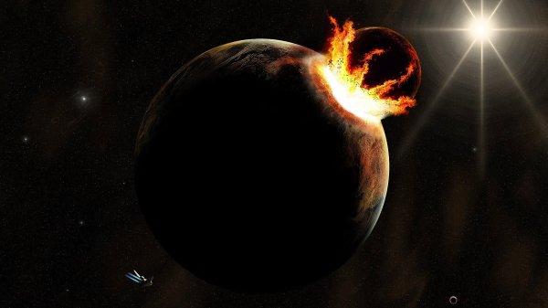 Земля чудом избежала катастрофы от столкновения с астероидом